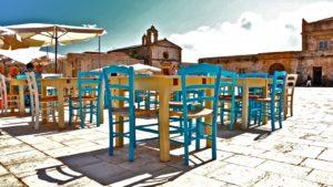 Sicilie wijnreis - plein