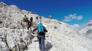 wandelen Dolomieten