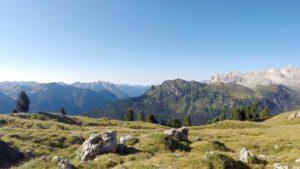Dolomieten bergen