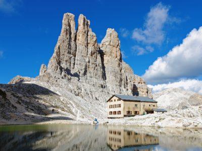 Rifugio: overnachten in een berghut
