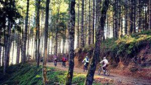 Familiereis Calabrië actief Mountain bike