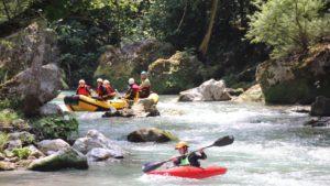 Calabrië rivier Lao