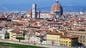Firenze uitzicht