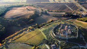 Via Francigena - Monteriggioni