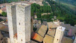 San Gimignano - wandelreis Toscane