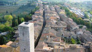 Francigena San Gimignano