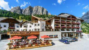 Hotel Kolfuschgerhof Dolomieten Alta Badia