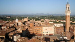 Via Francigena Siena