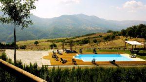 Agriturismo Basilicata zwembad