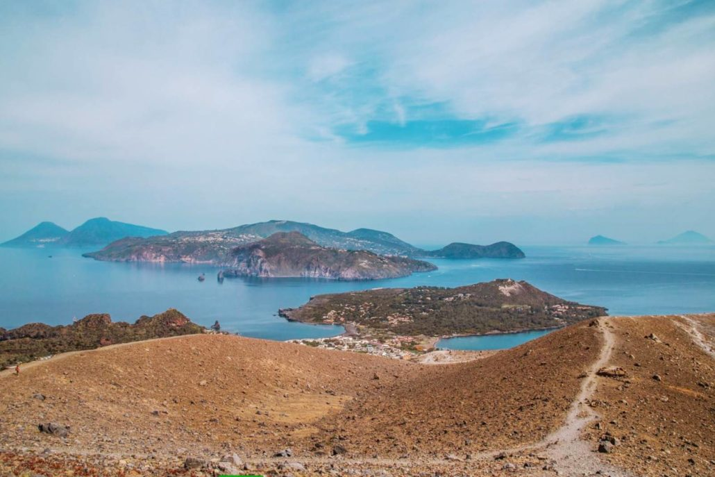 wandelreis Eolische eilanden