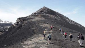 Wandelen o vulkanen - reis Sicilië