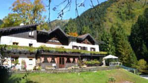 Chalet Faggio Trentino Italië