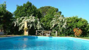 Agriturismo Villa Vittoria zwembad