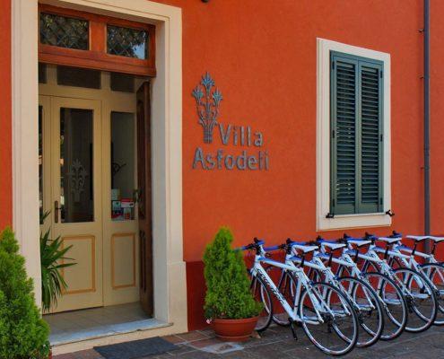 bike hotel Sardinië fietsen