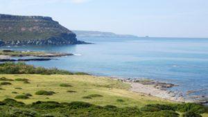 Sardinië kust