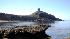 Toren kust Sardinie