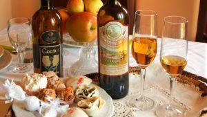 Malvasia Bosa wine tasting