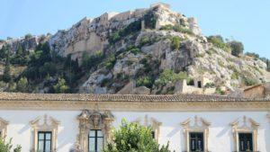 Sicilië - oude borgo