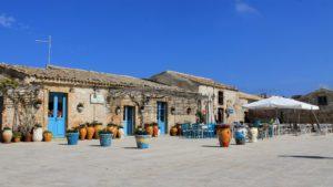 Sicilie Marzamemi taverna