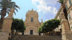 Sicilie Noto kerk