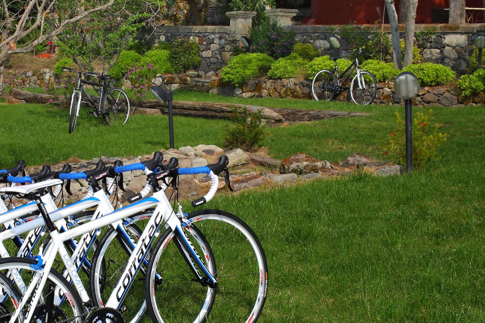 Villa Asfodeli fietsen