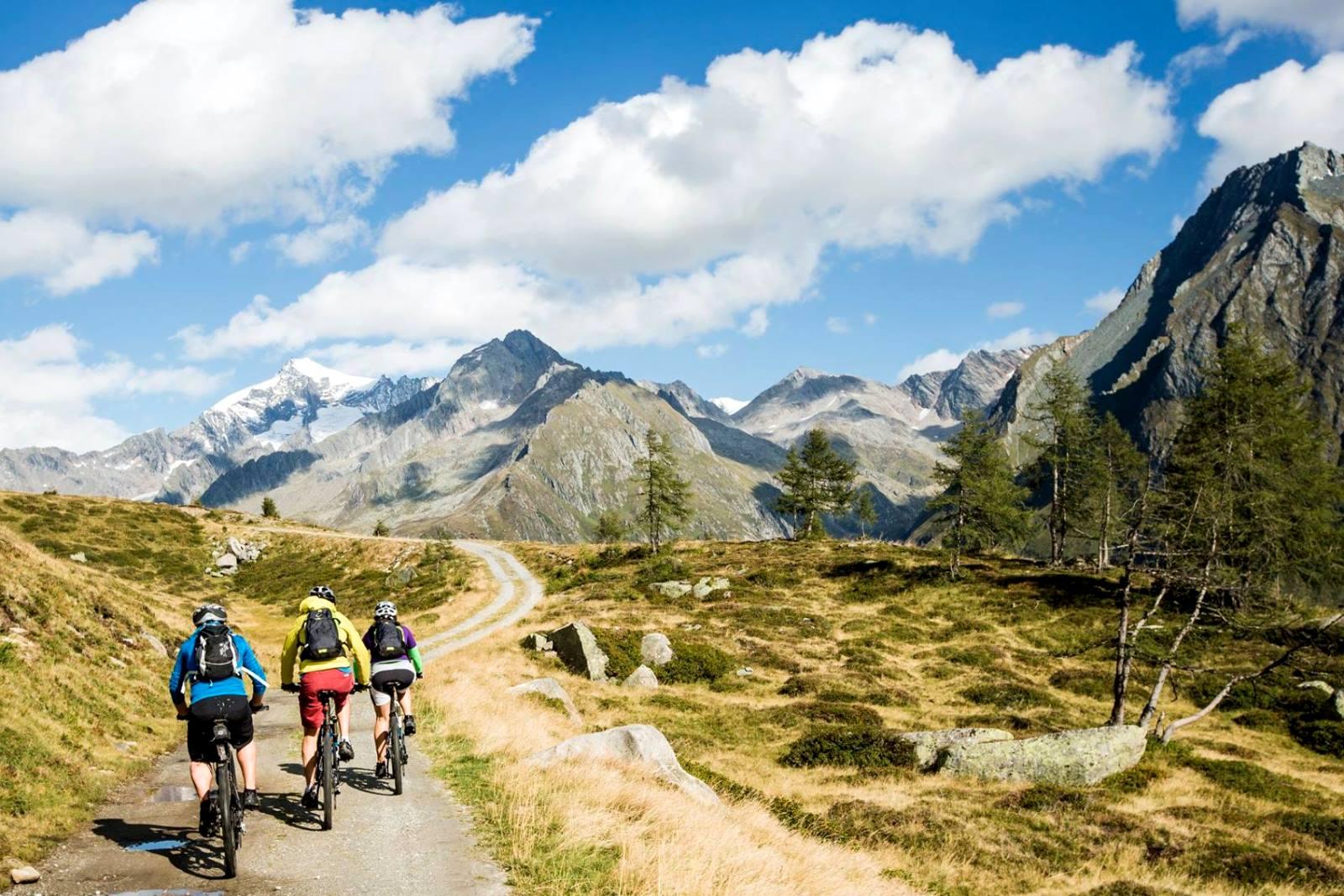 Op pad: Mountain bike - Luxe en actief zuid-tirol