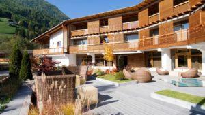 Design hotel zuid-tirol