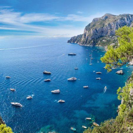 Capri eiland