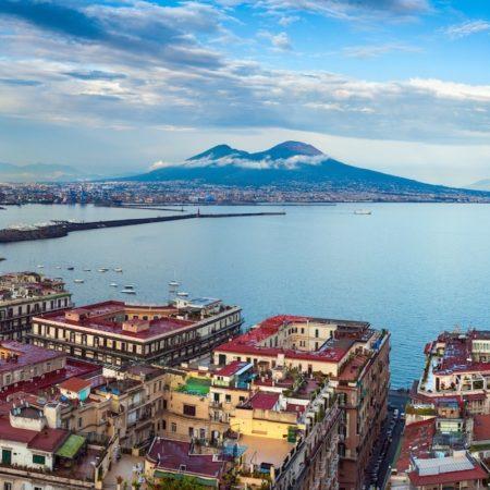 Napoli en Vesuvio