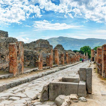 Excursie Pompei