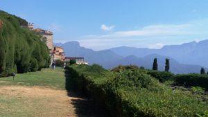 Ravello uitzicht Villa Cimbrone