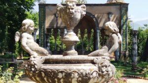 Fontein Villa Cimbrone - Ravello