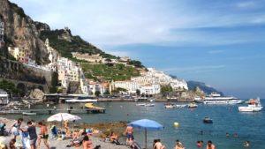 Strand Amalfi