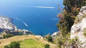 Sentiero degli Dei Amalfikust - uitzicht