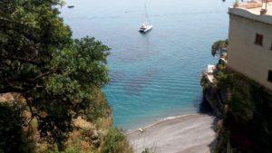 Baai Amalfikust