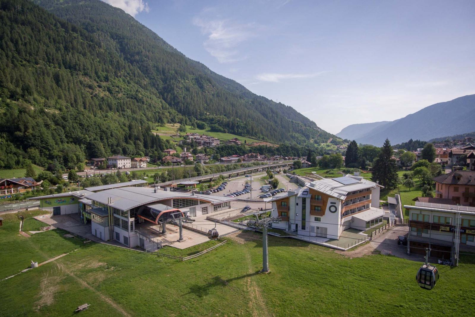 Hotel Monroc Val Di Sole